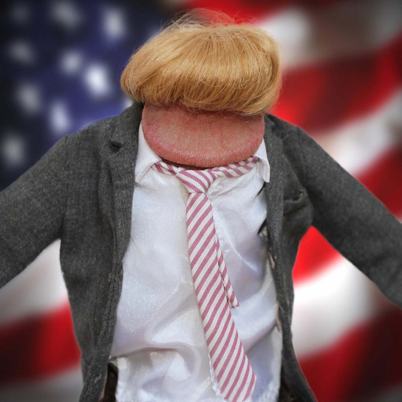"""Donald """"The Dick"""" Trump"""
