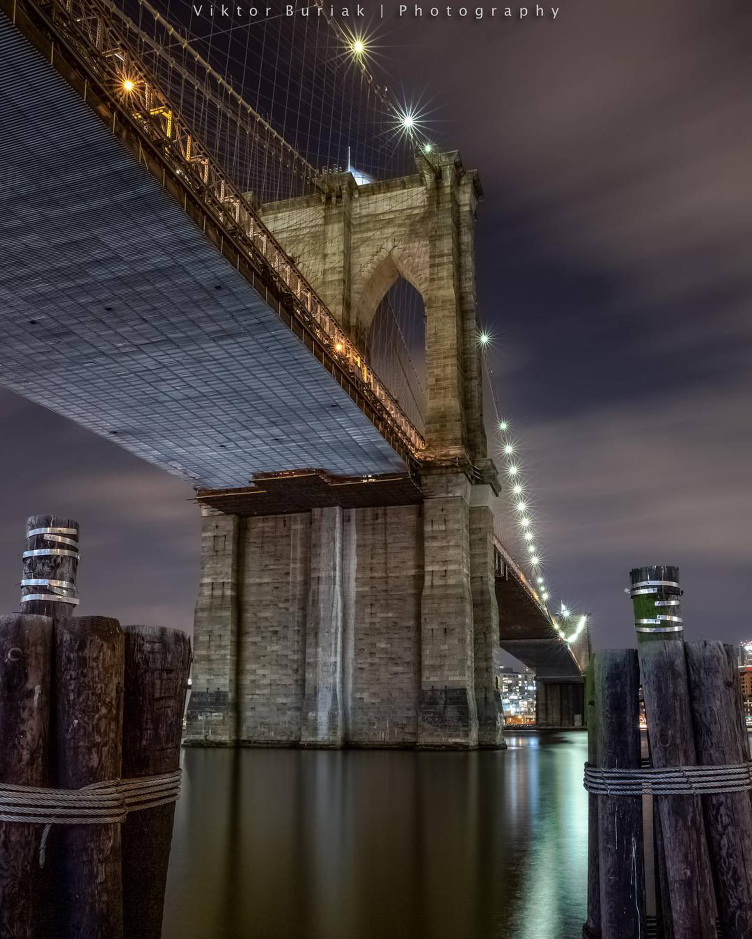 Long exposure shot of the Brooklyn Bridge.  For the morning part of the world, Happy Saturday 🌷 Wishing you a fantastic Easter Weekend ahead 🌸🐰🐤 ••••••••••••••••••••••••••••••••••••••••••• ·         Camera: Canon EOS 5D Mark III DSLR ·           Lens: Canon EF 24-70mm f/2.8L II USM Lens ·         Aperture: F/14 ·         ISO: 100 ·         Edit: Adobe Photoshop/Instagram ·         Shot: Handled/Manual Mode ·         Raw format ••••••••••••••••••••••••••••••••••••••••••• #Insta_America #igPodium_Mag #my_flagrants #IG_GREAT_SHOTS #TheCity_Life #igPodium #ig_unitedstates_ #myflagrants #igs_america #istanbulda1yer #inspiring_photography_admired #ig_NorthAmerica #cbviews #made_in_ny #ig_all_americas #igs_photos #icapture_nyc #what_i_saw_in_nyc #myCity_life #udog_peopleandplaces #ig_unitedstates_ #Nycprimeshot #ic_thecity #ig_nycity #usaprimeshot #nycprime_ladies #globalprimesplash #rsa_streetview #loves_NYC #ig_shotz_bridges #kings_shots