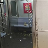 Firecracker Sets Off Subway Panic