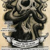 The 8th Annual Coney Island Beard And Moustache Competition