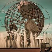 Unisphere, Flushing Meadows-Corona Park, New York