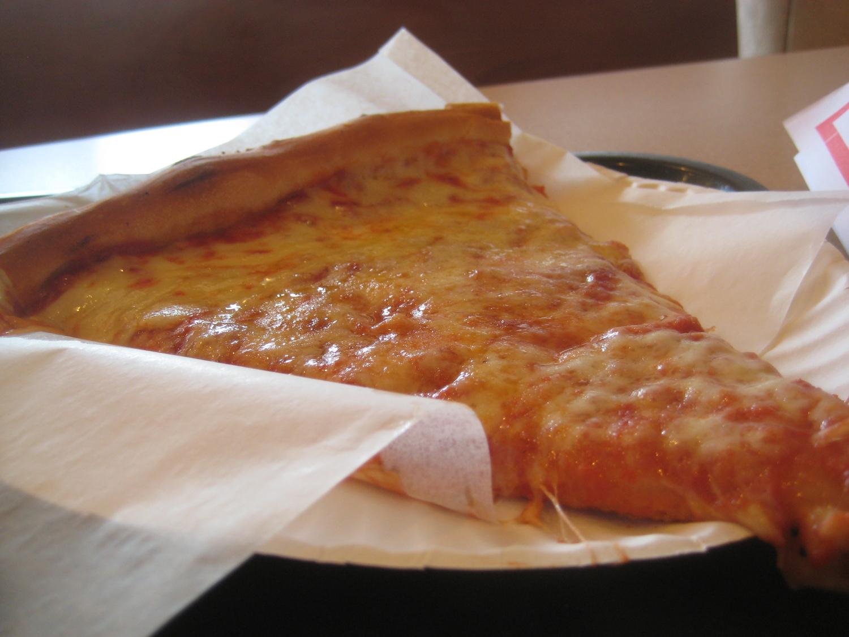 NYC Pizza Slice