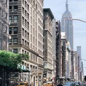 Fifth Avenue, Manhattan, New York.