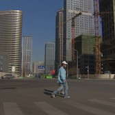"China: Manhattan look-a-like turned ""ghost city"""