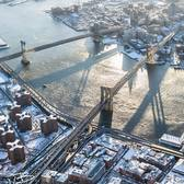 ❄️ Brooklyn Bound Bridges ❄️