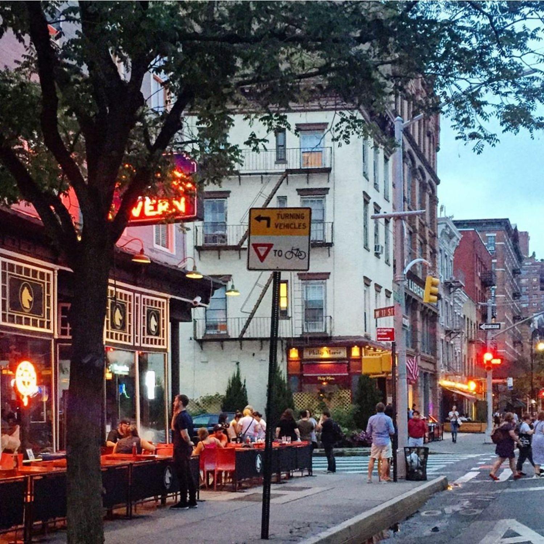 Hudson Street, West Village