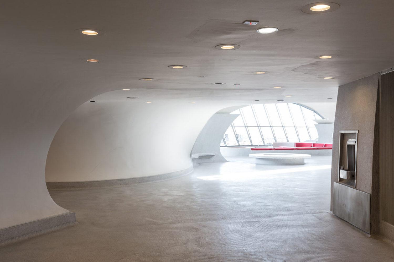 JFK's Abandoned TWA Terminal
