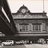 Liberty Street Ferry Terminal, New York City, 1938