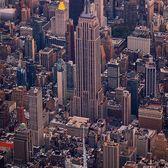 Empire State Building, New York, New York. Photo via @zura.nyc #viewingnyc #newyorkcity #newyork #nyc #empirestatebuilding
