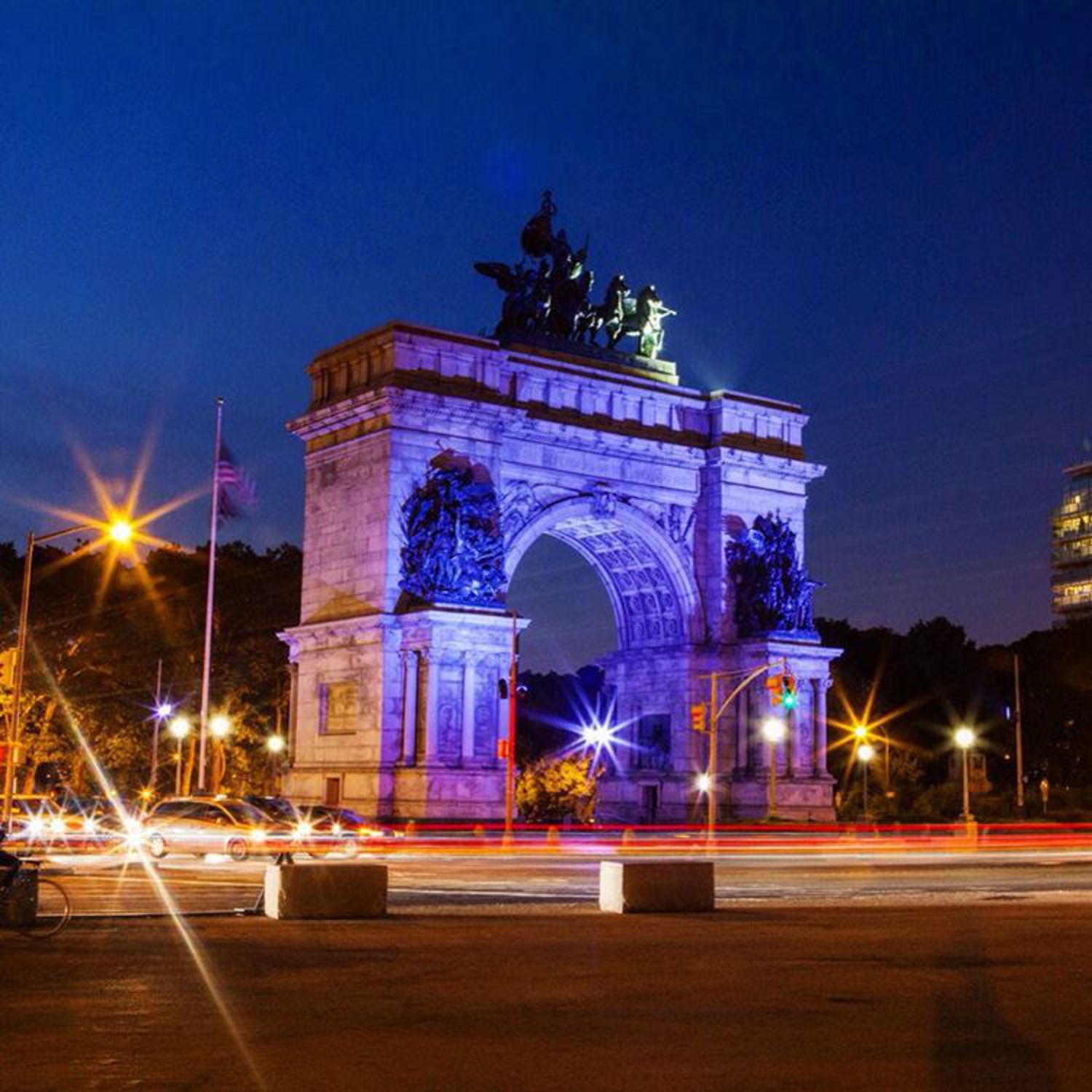 Grand Army Plaza (Photo: @ty_iv)