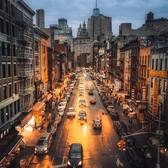 Chinatown from Manhattan Bridge