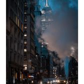 5th Avenue and Empire State Building, Midtown, Manhattan
