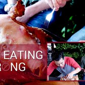 How to Eat an Entire Pig Head - Stop Eating it Wrong, Episode 17