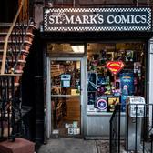 St. Marks Comics