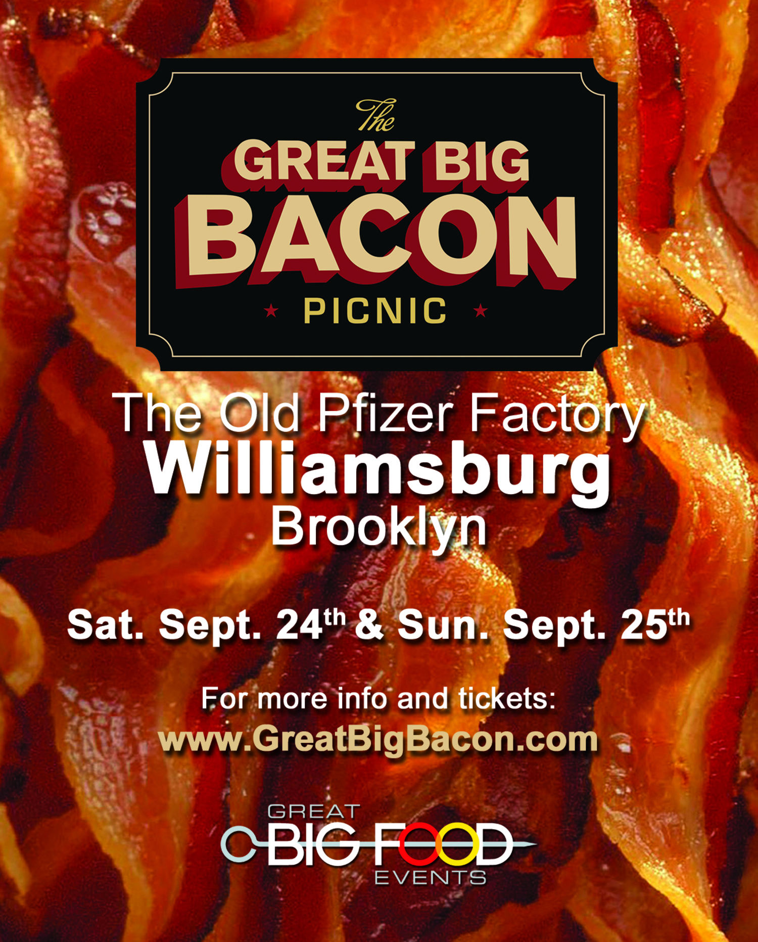 The Great Big Bacon Picnic 2016