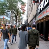 ⁴ᴷ Walking Tour Along 5th Avenue to the Empire State Building from Trump Tower