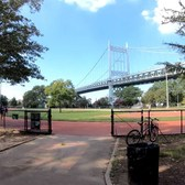 ⁴ᴷ Walking Tour of Astoria Park, Queens, New York City on a Sunny Day