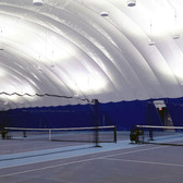 For the first time ever, starting Sunday, you can play tennis indoors at McCarren Park!