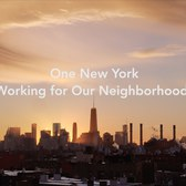 One New York: Working for Our Neighborhoods