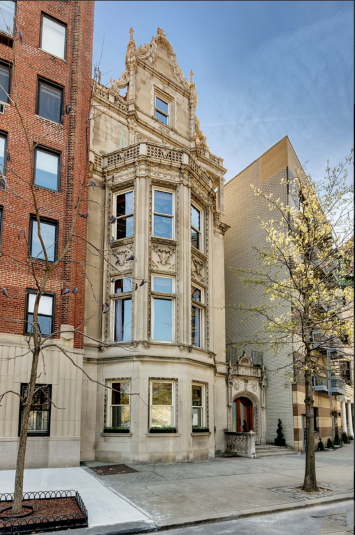 Opulent Riverside Drive mansion will hit the auction block next month