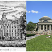 Columbia University (King's College), NYC