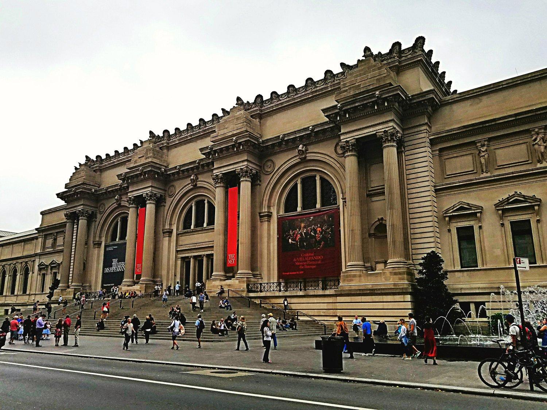 Metropolitan Museum of Art, New York, New York