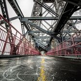 Williamsburg Bridge, New York.