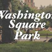 New York City - Washington Square Park