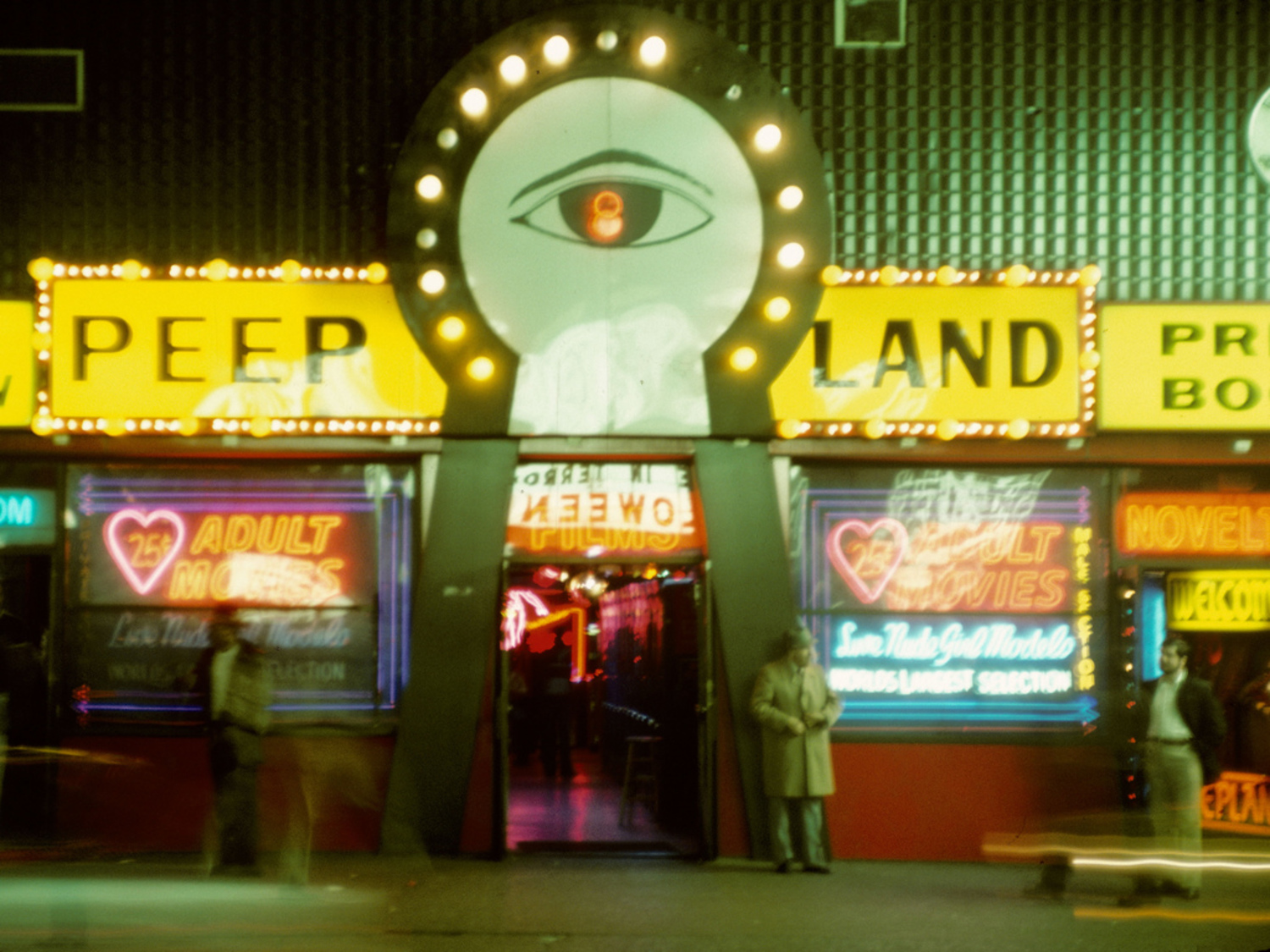 NY in the 80s 21 | Times Square circa 1985.