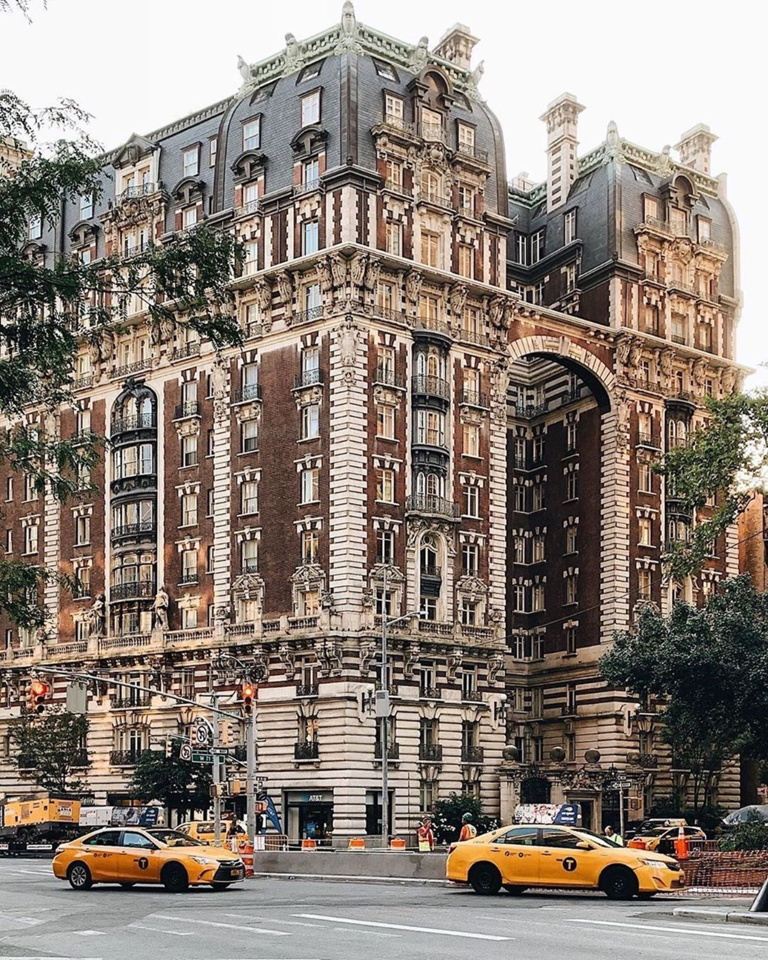 Upper West Side, Manhattan.