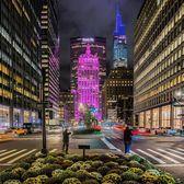 Park Avenue and the Helmsley Building, Midtown, Manhattan
