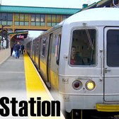 ⁴ᴷ First Day of Operation at Arthur Kill Staten Island Railway Station