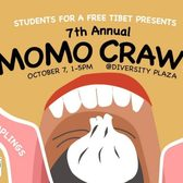 7th Annual Momo Crawl, Jackson Heights, Queens, October 7th, 2018