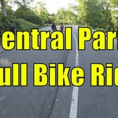 Bicycle Ride through Central Park Loop in New York City - Full Route of 6.2 Miles