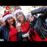 WILD SANTACON 2015 iN NYC