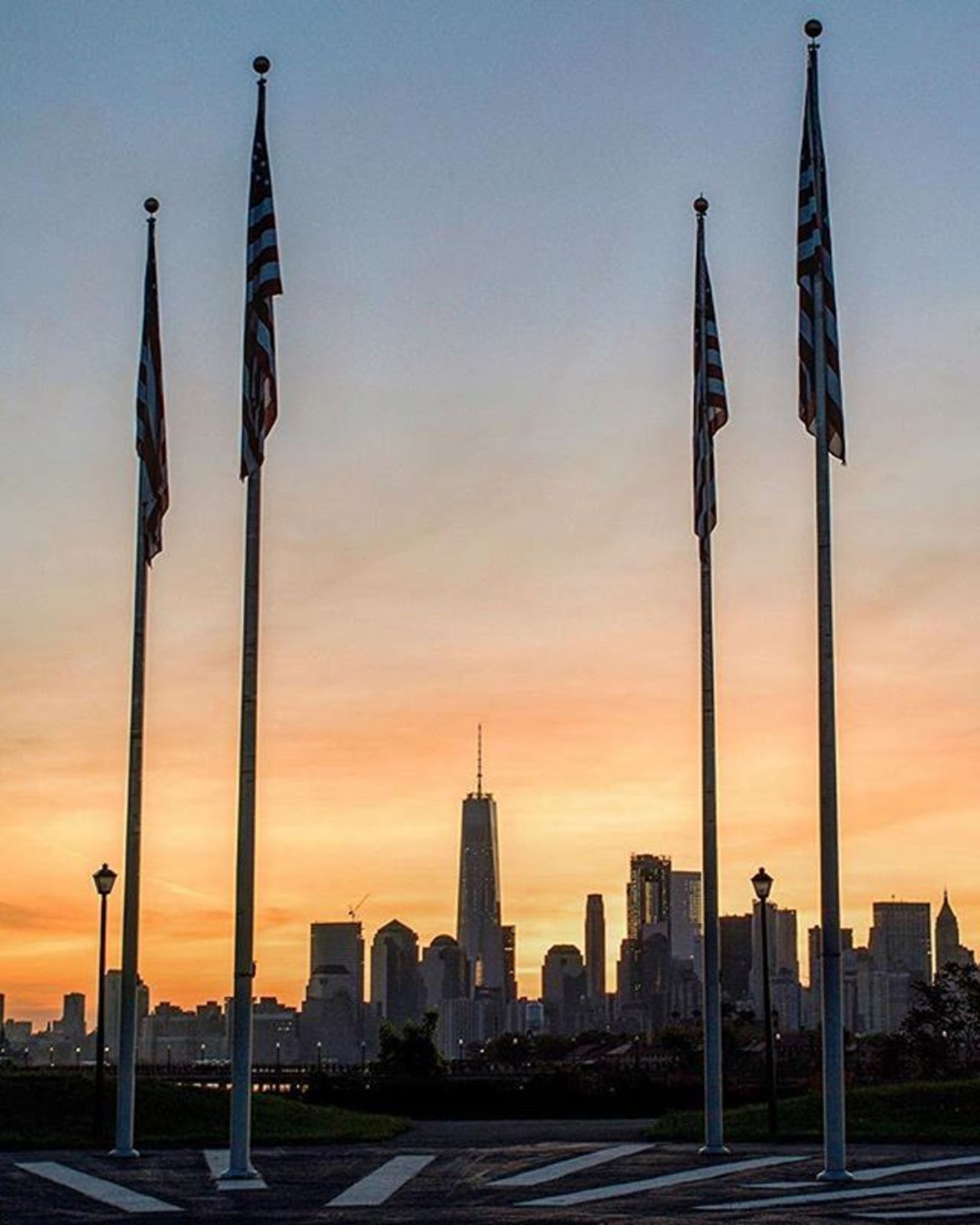 New York, New York. Photo via @montielism #viewingnyc #newyorkcity #newyork