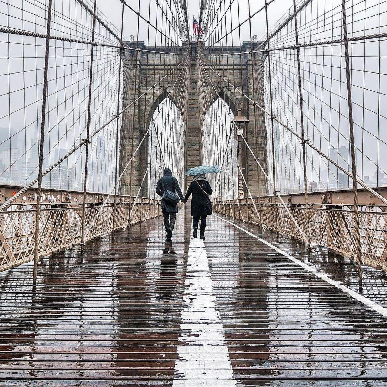 Photo via @nyclovesnyc  Brooklyn Bridge  #viewingnyc