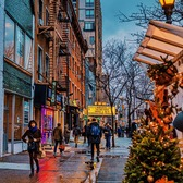 6th Avenue, Greenwich Village, Manhattan