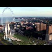 New York Wheel Fly Over Video