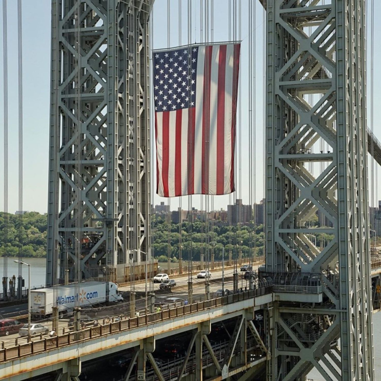 George Washington Bridge, Manhattan