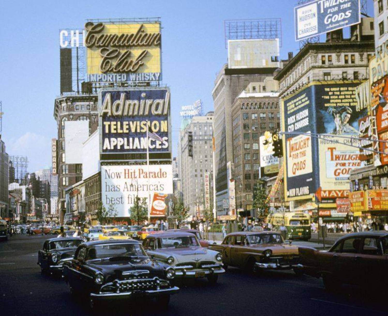 New York City, 1959.