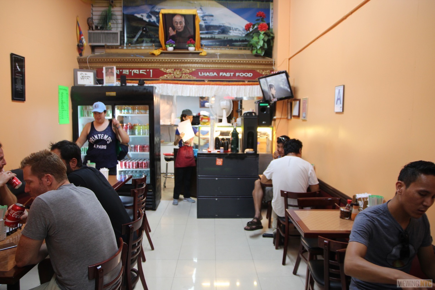 Lhasa Fast Food | Interior