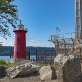 Jeffrey's Hook Lighthouse, Washington Heights, Manhattan