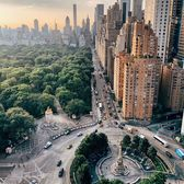 Columbus Circle, Manhattan.