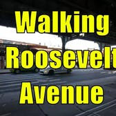 ⁴ᴷ Walking Tour of Roosevelt Avenue, Queens, NYC from Sunnyside to Flushing
