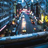 Chinatown, Manhattan. Photo via @craigsbeds #viewingnyc #newyork #newyorkcity #nyc
