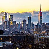 Midtown Manhattan Skyline from Brooklyn