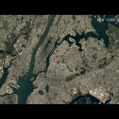 Google Timelapse: New York, New York