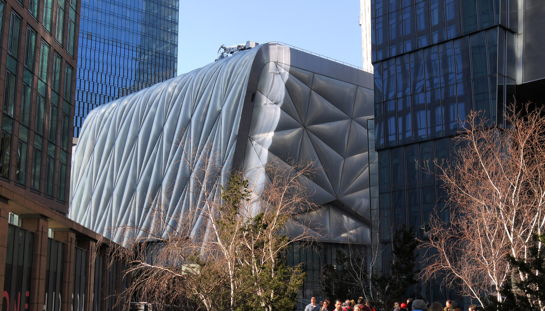 The Shed, Hudson Yards, Manhattan