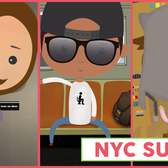 Susie Rants - NYC Subway (Animated Short Series)